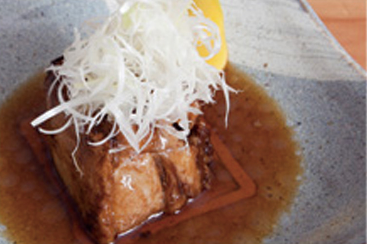 イベリコ豚の角煮