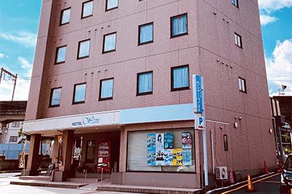 ホテルウェーブ舞鶴
