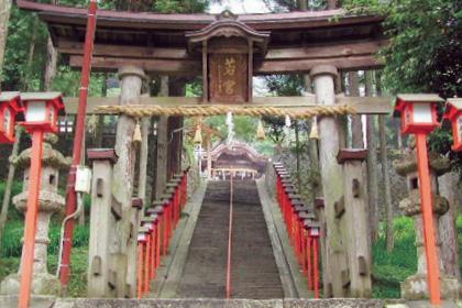 あやべ若宮神社・厄除神社